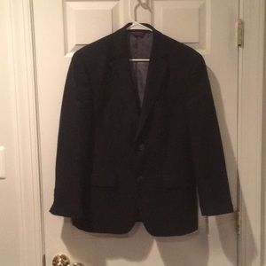 Izod Suits & Blazers - Navy Blazer